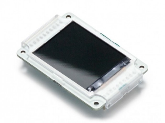 Arduino LCD module with SD card reader
