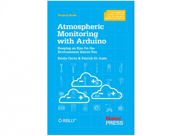 Atmospheric Monitoring With Arduino Book