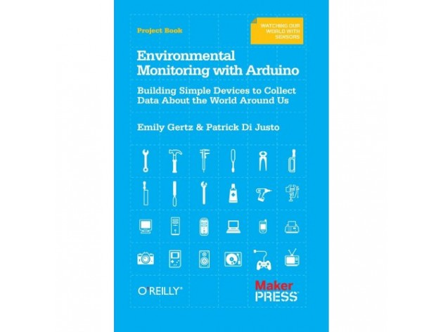Environmental Monitoring With Arduino Book
