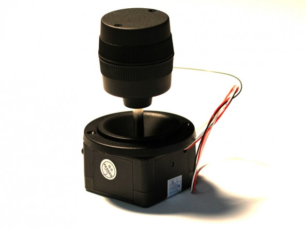 Industrial 3-axis joystick