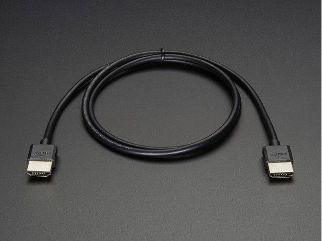 HDMI cable type A - type B