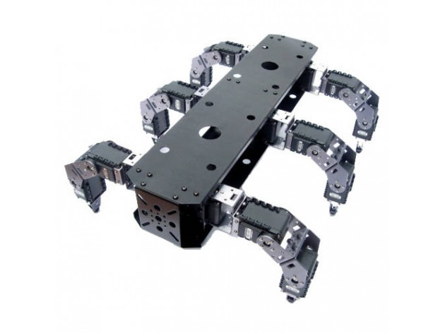 Crustcrawler Smart Hexapod