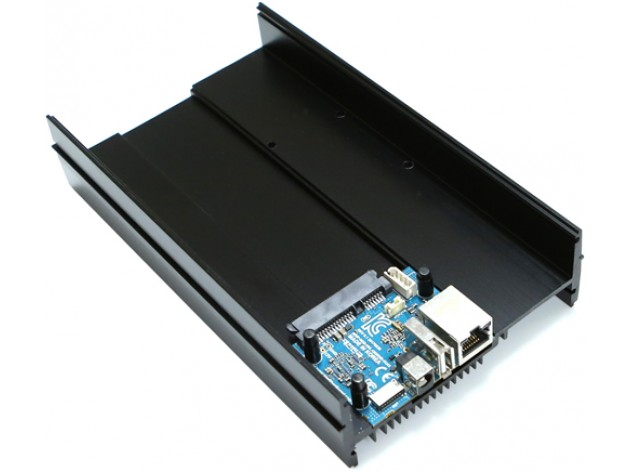 Odroid-HC2 Home Cloud Two Computer