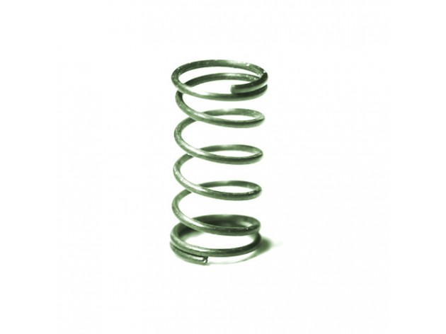 Micro Compression Spring 2 mm x 4 mm