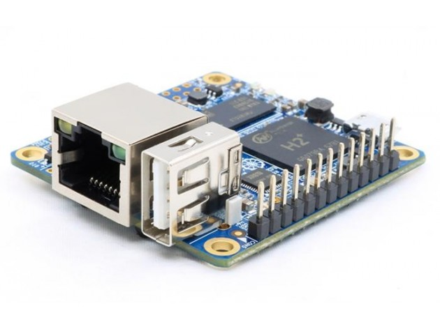Orange Pi Zero Single-Board Computer