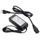 Wall Adapter Power Supply 12VDC 5A 5.5x2.1 Barrel Jack