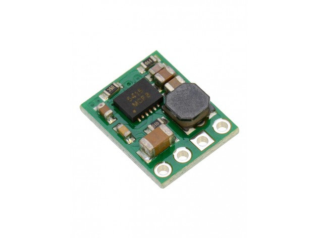 Pololu Step-Down Voltage Regulator D24V5F9